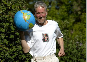 Guy Dauncey A Servant For A Beautiful Earth ☮