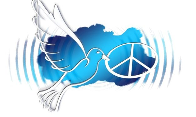 Achieving Peace Through War