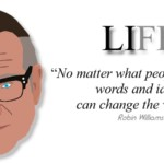 Make Life Spectacular – Inpsiration From Robin Williams