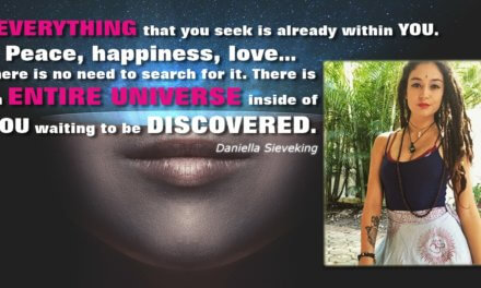 The Universe Inside Of You