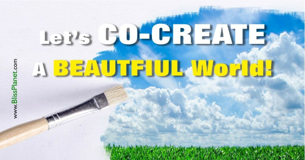 Let's CO Create A Beautiful World