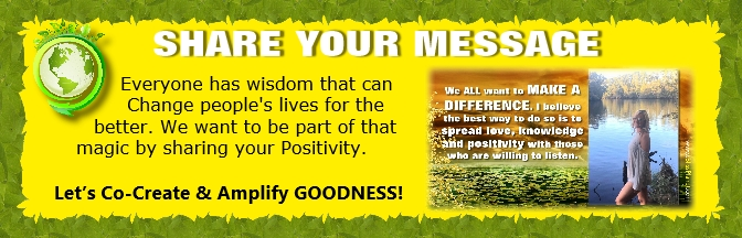 Share Your Positivity
