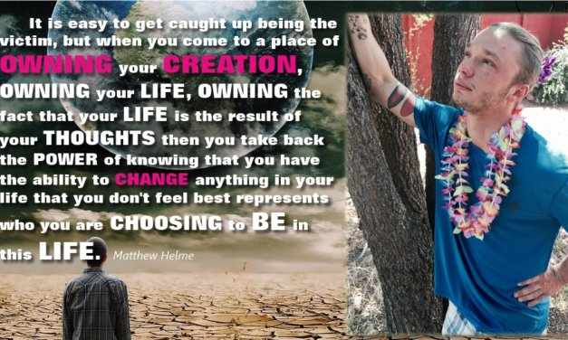 own your creation and your life