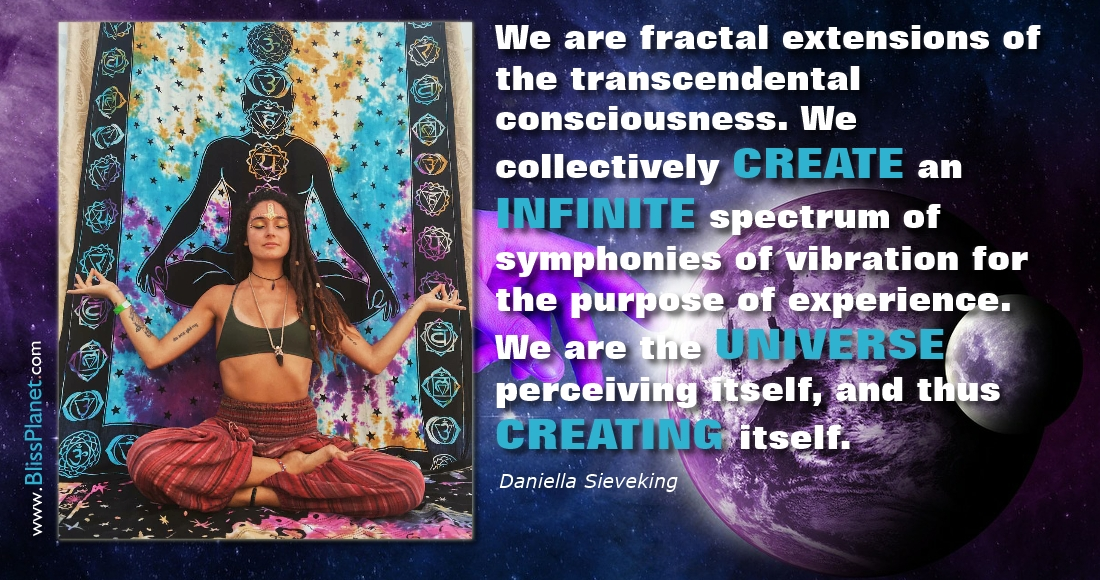 We collectively create