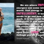 We Are Infinite Intelligence
