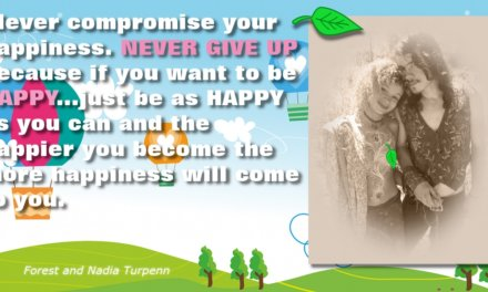 Never Compromise Your Happiness