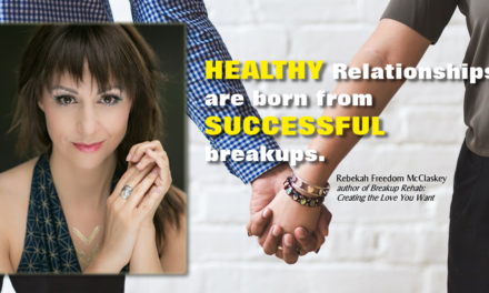 A Talk with Rebekah Freedom, author of BREAKUP REHAB