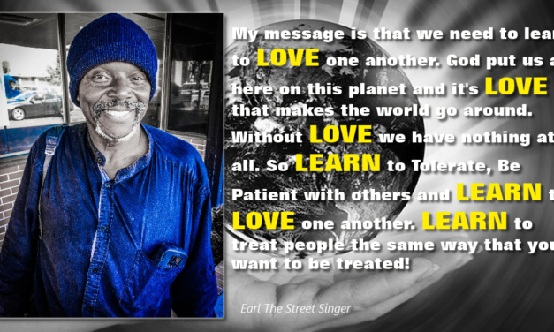 Learn To Love One Another