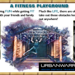A Fitness Playground in Portland, Oregon – Urban Warrior