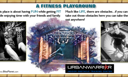Urban Warrior – The Future of Fitness
