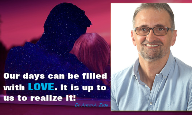 Q and A with Dr. Armin Zadeh, author of The Forgotten Art of Love