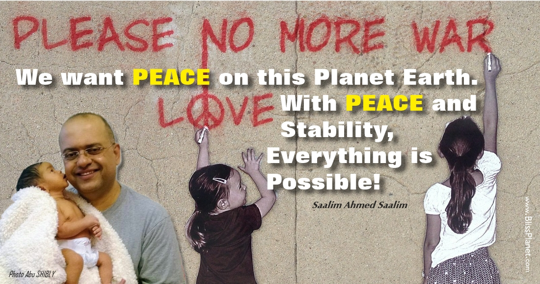 Peace For Planet Earth